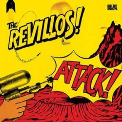 REVILLOS - Attack! LP