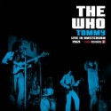 THE WHO ‎– Tommy Live In Amsterdam 1969