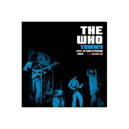 THE WHO ‎– Tommy Live In Amsterdam 1969 LP