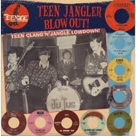 VARIOS ARTISTAS - Teen Jangler Blowout!