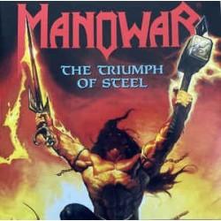 MANOWAR - Triumph Of Steel LP