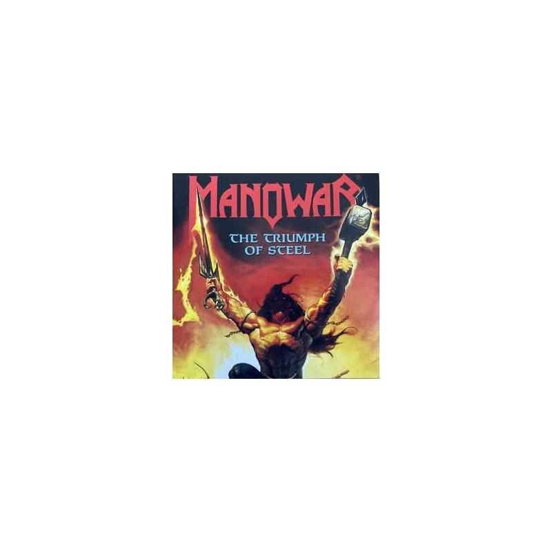 MANOWAR - Triumph Of Steel