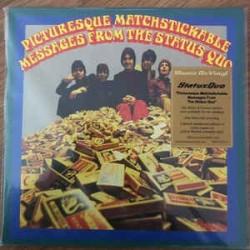 STATUS QUO - Picturesque Matchstickable Messages  LP