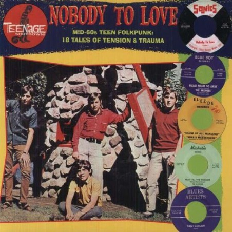 VARIOS ARTISTAS - Nobody To Love