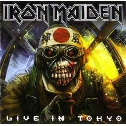IRON MAIDEN - Live In Tokyo CD