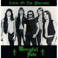 MERCYFUL FATE - Curse Of The Pharaohs LP