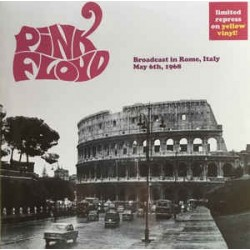 PINK FLOYD -  Broadcast in Rome, Italy May 6th, 1968