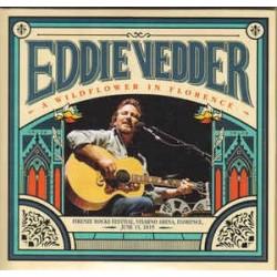 EDDIE VEDDER - A Wildflower In Florence  CD