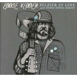 EDDIE VEDDER - Soldier Of Love  CD