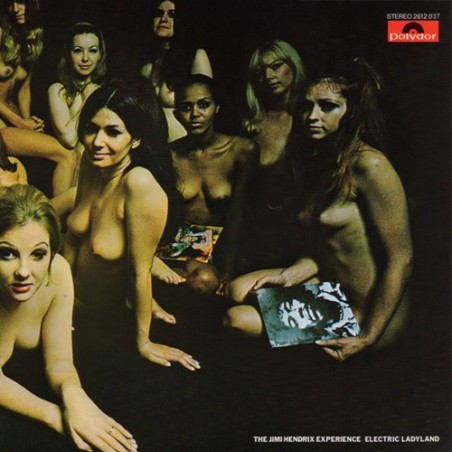 JIMI HENDRIX EXPERIENCE - Electric Ladyland LP