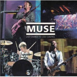 MUSE - Last Chance To Lose Control CD