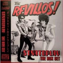 THE REVILLOS - Stratoplay The Box Set CD