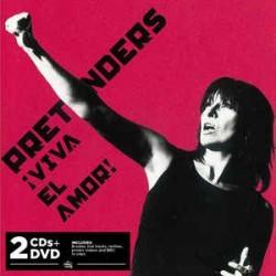 PRETENDERS - Viva El Amor