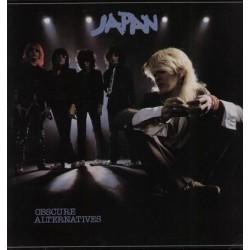 JAPAN - Obscure Alternatives LP