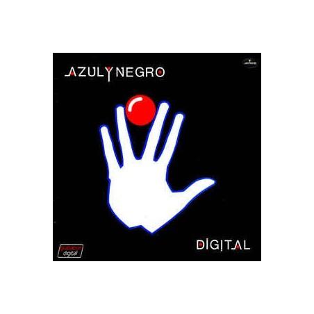 AZUL Y NEGRO - Digital LP