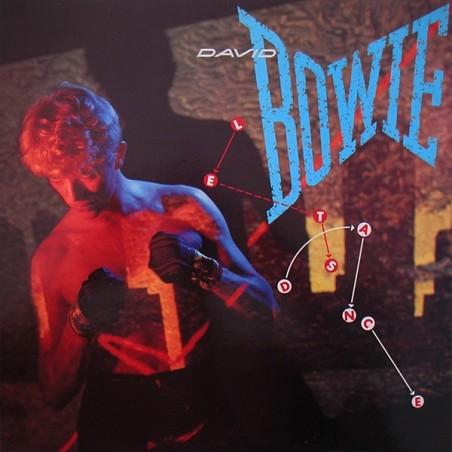 DAVID BOWIE - Let's Dance LP (Original)
