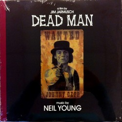 NEIL YOUNG ‎– Dead Man (OST)