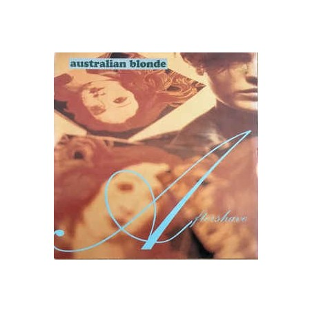 AUSTRALIAN BLONDE ‎– After Shave LP (Original)