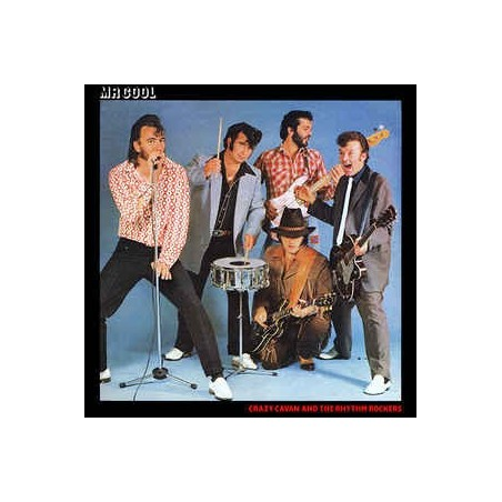 CRAZY CAVAN AND THE RHYTHM ROCKERS - Mr. Cool LP (Original)