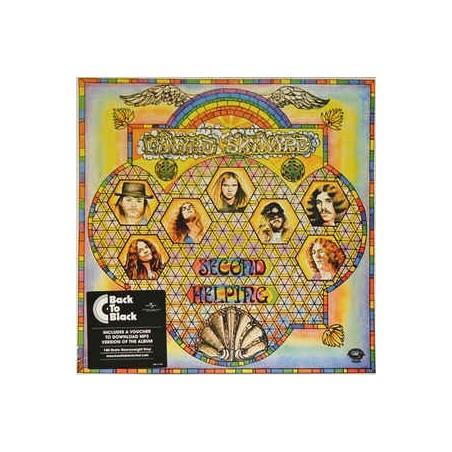 LYNYRD SKYNYRD – Second Helping LP