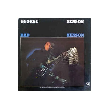 GEORGE BENSON - Bad Benson LP (Original)
