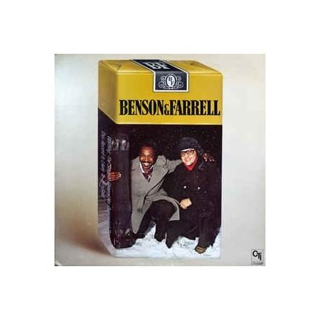 GEORGE BENSON & JOE FARRELL - Benson & Farrell LP (Original)