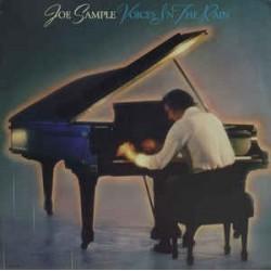 JOE SAMPLE - Voices In The Rain LP (Original)