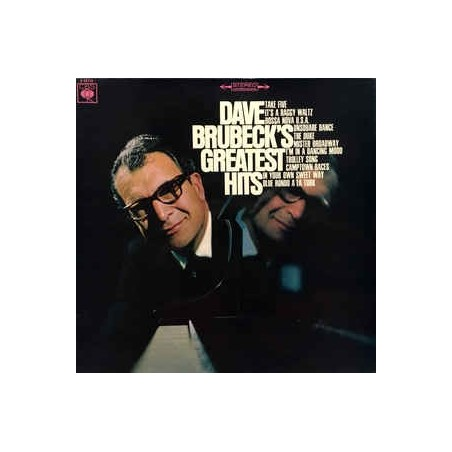 DAVE BRUBECK - Greatest Hits LP (Original)