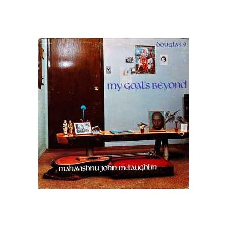 MAHAVISHNU JOHN McLAUGHLIN – My Goal's Beyond LP (Original)
