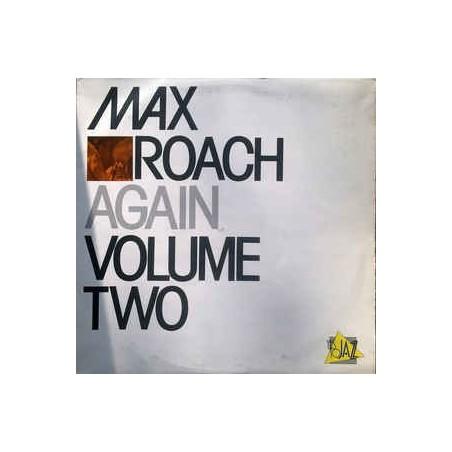 MAX ROACH - Again Volume Two LP (Original)