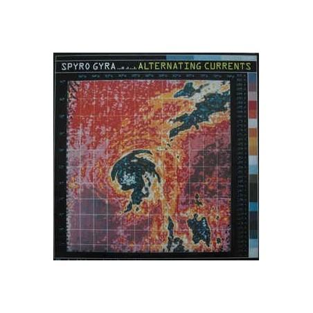 SPYRO GYRA - Alternating Currents LP (Original)