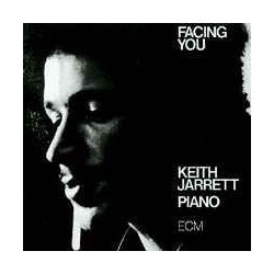 KEITH JARRETT - Facing You LP (Original)