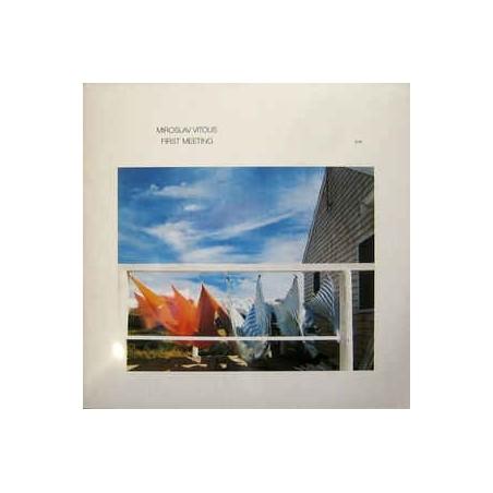MIROSLAV VITOUS - First Meeting LP (Original)