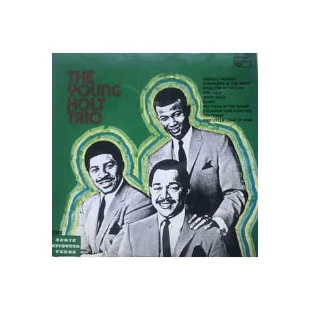 YOUNG HOLT TRIO - Young Holt Trio LP (Original)