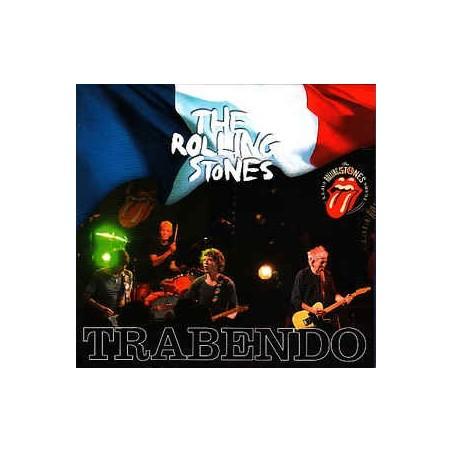 ROLLING STONES - Trabendo CD