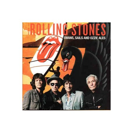 ROLLING STONES - Swans, Sails And Ozzie Ales CD