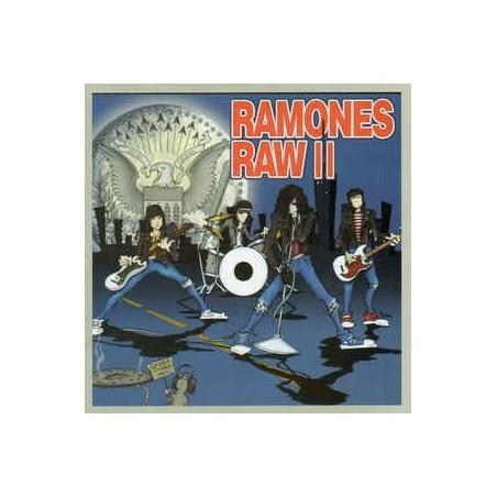 RAMONES - Raw II CD