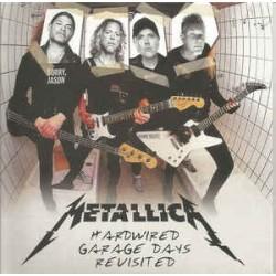 METALLICA - Hardwired Garage Days Revisited CD+DVD