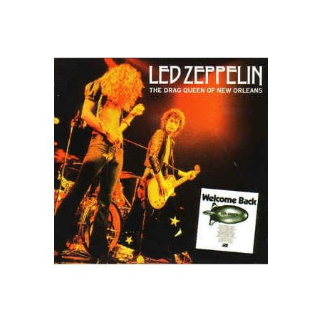 LED ZEPPELIN - The Drag Queen Of New Orleans CD