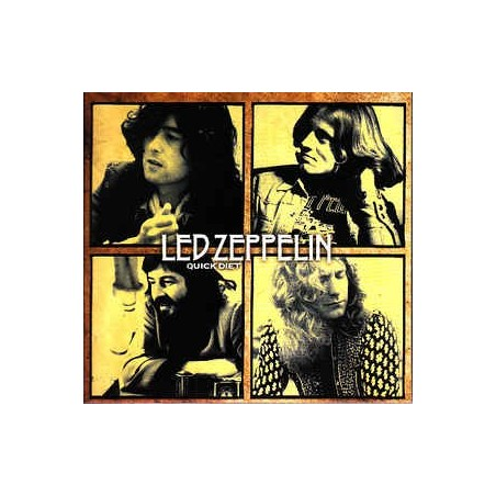 LED ZEPPELIN - Quick Diet CD