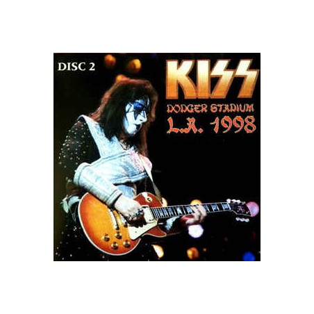KISS - Dodger Stadium L.A. 1998 (Disc 2) CD