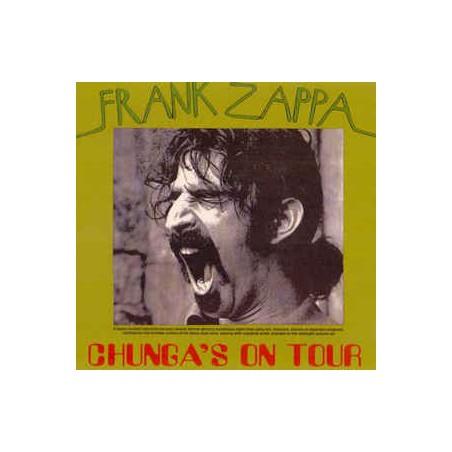FRANK ZAPPA - Chunga's On Tour CD