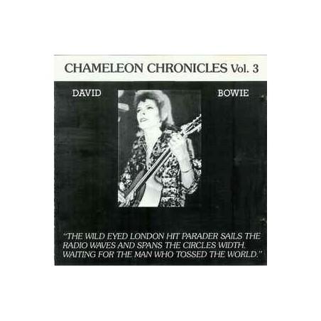 DAVID BOWIE - Chameleon Chronicles Vol. 3 CD