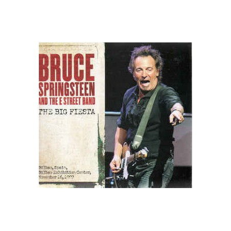 BRUCE SPRINGSTEEN & THE E ST. BAND - The Big Fiesta CD