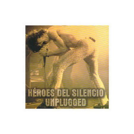 HEROES DEL SILENCIO –  Unplugged CD