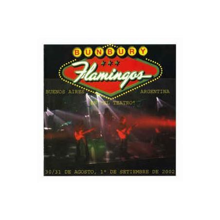 BUNBURY - En El Teatro CD