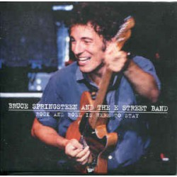 BRUCE SPRINGSTEEN & THE E ST. BAND - Rock And Roll Is Here To Stay CD