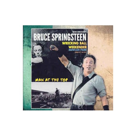 BRUCE SPRINGSTEEN & THE E ST. BAND - Man At The Top CD