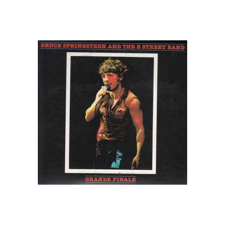 BRUCE SPRINGSTEEN & THE E ST. BAND - Grande Finale CD