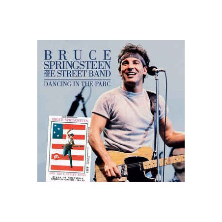 BRUCE SPRINGSTEEN & THE E ST. BAND - Dancing In The Parc CD